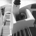 Escalier de Santorin