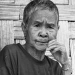 Femme Kmhou, Laos