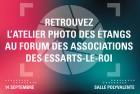 Rencontrez l'atelier photo au forum des associations