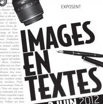 Images en Textes 2012